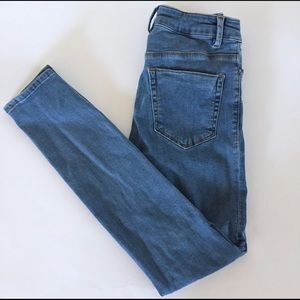 ASOS Light Wash Skinny Jeans